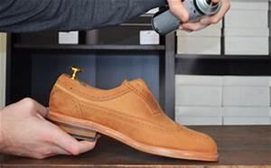Cirer Des Chaussures : conseils pour entretenir vos chaussures en nubuck velours ~ Dode.kayakingforconservation.com Idées de Décoration