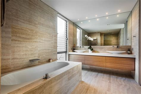 Ozone  Contemporary  Bathroom  Perth  By Swell Homes