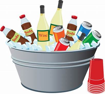 Picnic Clipart Summer Drink Party Drinks Clip