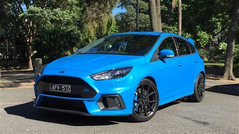 ford focus rs  review road test carsguide