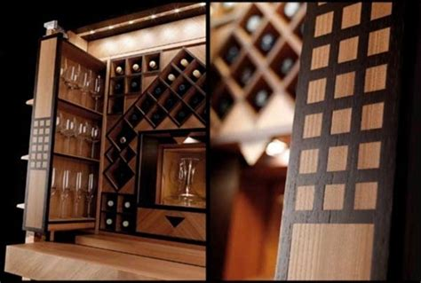 armario  licores interiores
