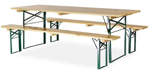 Table Avec Banc En Bois table avec banc en bois 220x70 cm pi 232 tement corni 232 re