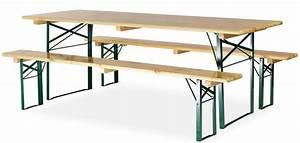 Table Et Banc En Bois : table et banc pliant bois ~ Melissatoandfro.com Idées de Décoration