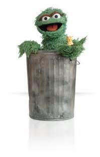 Grouch Oscar Sesame Street
