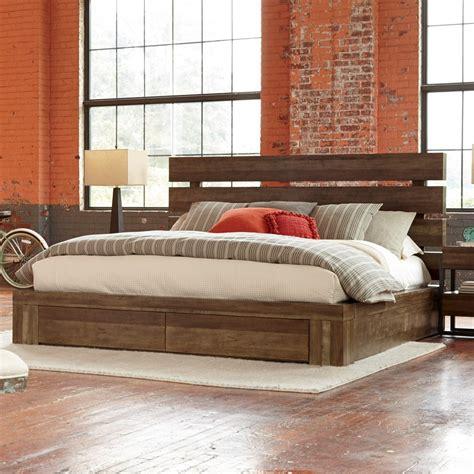 bedroom attractive  functional cal king storage bed