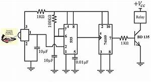 Image Result For Ceiling Fan Remote Control Circuit Diagram