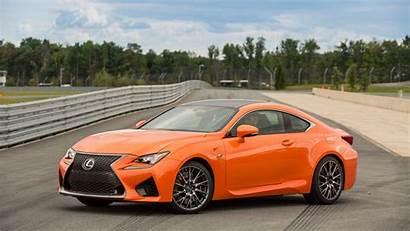 Lexus Cars Orange Luxury Drive Test Rc