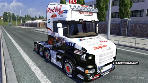 Free Download Ets2 Mods (racing Combo Pack For Scania T