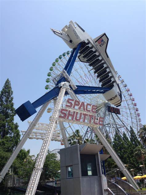 nagashima spa land space shuttle
