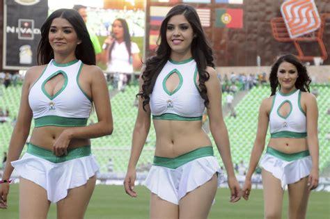 las mejores fotos de edecanes del futbol mexicano futbol hoy