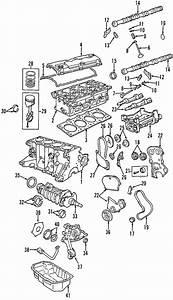 Dodge Caravan Seal  Camshaft  Sensor  Engine  Position