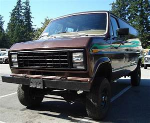 1980 Ford E  Quadravan 4x4 Conversion