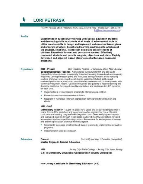 resume exles continuing education dental vantage