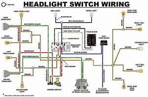 Chevy Headlight Switch Wiring Diagram For 1982