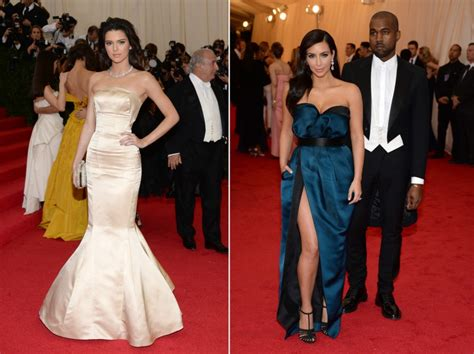 Keeping up with Kendall Jenner at the Met Ball; so do Kim ...