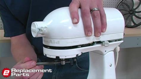 fix  kitchenaid mixer  isnt spinning youtube