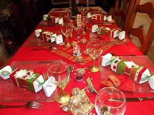 Magasin De Deco Pas Cher : decoration de table de noel pas cher ~ Melissatoandfro.com Idées de Décoration