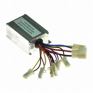 Speed Controller Electric Scooter Controller  Minimoto Sport Racer Controller Oem Parts