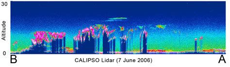 Flash of Brilliance: CALIPSO Satellite Marks 'First Light ...