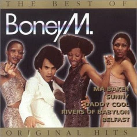 Boney M Blitz2000 Evergreen Songs Boney M
