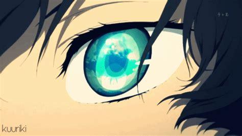 anime kawaii eyes gif eye wind gif find share on giphy
