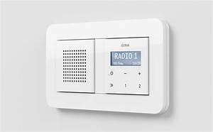 Gira Unterputz Radio Rds : gira radio a space saving delight ~ A.2002-acura-tl-radio.info Haus und Dekorationen