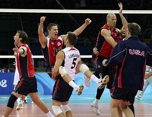 2012 Olympics - Russia beats Brazil in Volleyball