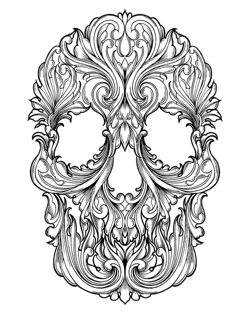 #AdultColoring with Megan Massacre : Marked in Ink - Nevermore Lane