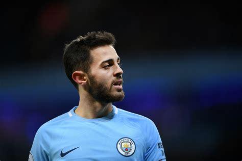 Bernardo Silva Sent Home Injured From Portugal Duty ...