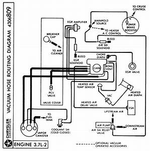1978 Dodge Ram Slant 6 Need Vacuum Hose Diagram  Thanks Joey C