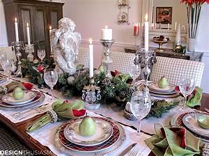 Christmas, Table, Setting, For, A, Unique, Holiday, Dinner