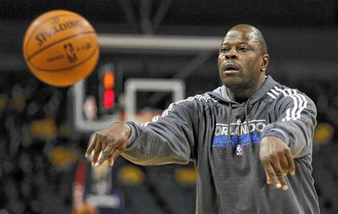 Patrick Ewing out of running for Charlotte Bobcats' head ...