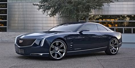 Cadillac Car by Cadillac Elmiraj Sports Coupe Concept Shows Future Luxury