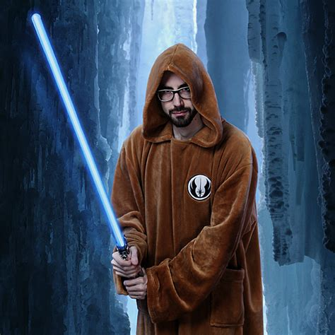 Star Wars Jedi Star Wars Jedi Robe Sleeved Blanket Exclusive Thinkgeek