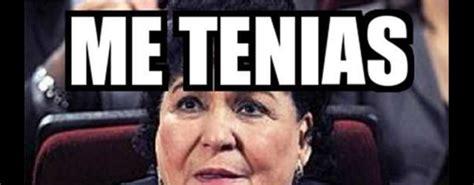 Memes De Carmelita - fotos carmen salinas sus mejores memes en twitter y facebook
