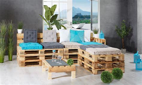 Ideen Aus Paletten Für Balkon & Garten