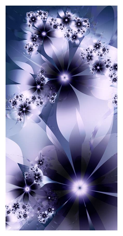 moon flowers by moonskulling on deviantart