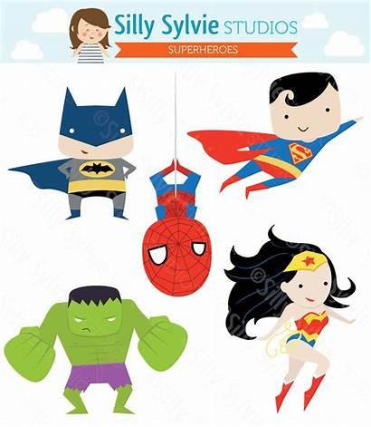 Clip Superheroes Superhero