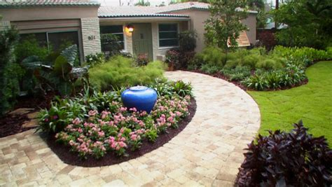 Front Yard Landscaping Ideas  Home Improvement Diy