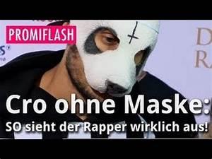 Wie Sieht Der Osterhase Aus : cro ohne maske so sieht der rapper wirklich aus youtube ~ A.2002-acura-tl-radio.info Haus und Dekorationen