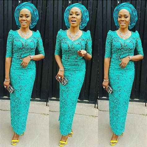 Nigerian Lace Styles For Wedding [Updated 2020] | Couture Crib
