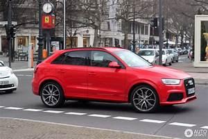 Audi Q3 2016 : audi rs q3 12 march 2016 autogespot ~ Maxctalentgroup.com Avis de Voitures