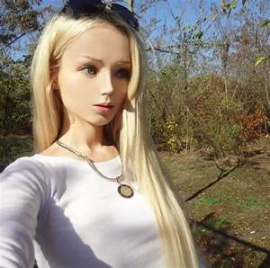 "Valeria Lukyanova ""Human Barbie Doll"" Sexy Photos in ..."