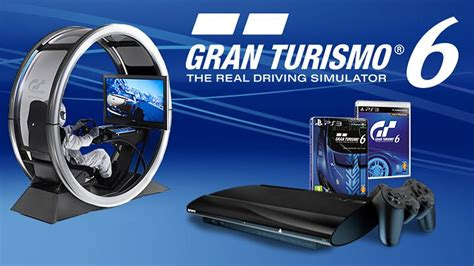 Volante Ps3 Gt6 by Win A Gt6 Racing Pod Tv Wheel And More In Sony Contest