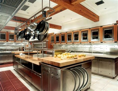 commercial kitchens   lot  specifications
