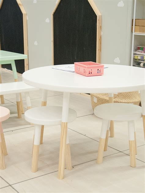 kids furniture set  table simply child interiors