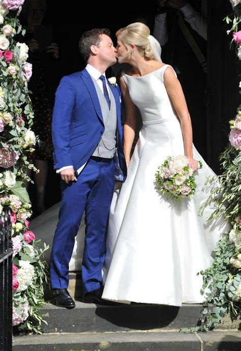Declan Donnelly's wedding: Ant McPartlin gushes over ...