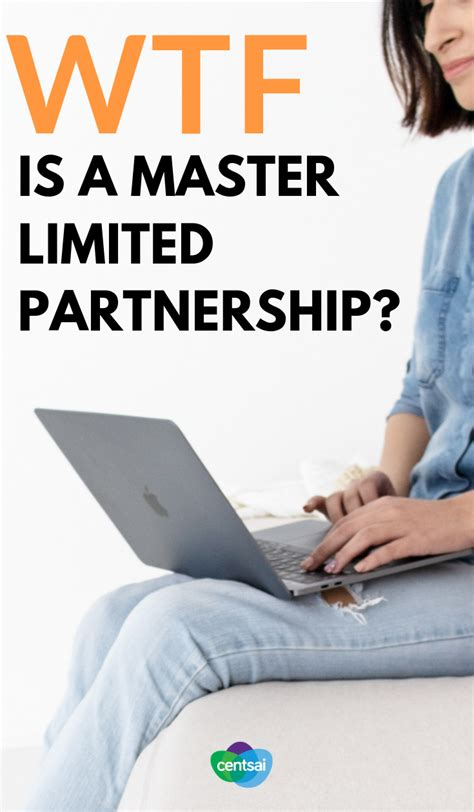 master limited partnership    work