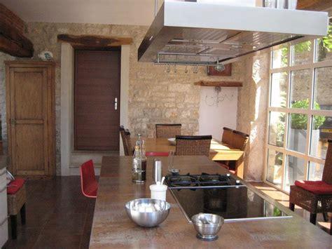 cuisine maison cuisine moderne dans maison ancienne