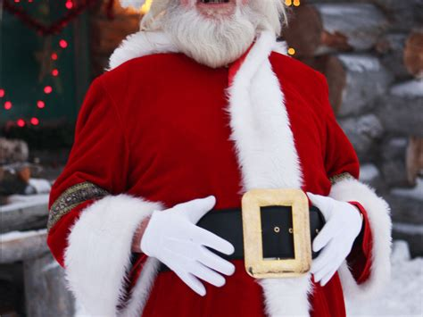 how to dress up as santa claus 12 steps with pictures